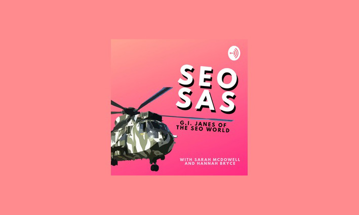 The One Where I Get Interviewed for the SEO SAS Podcast 🎙